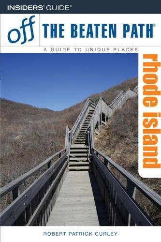 Rhode Island (Insiders' Guide Off the Beaten Path)