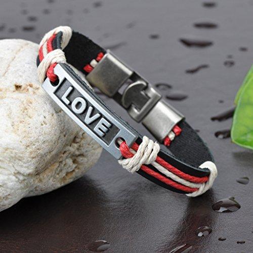Die Beste Unendlich U Fashion Love Paar Armband Armreif Partner ... 822b56d987