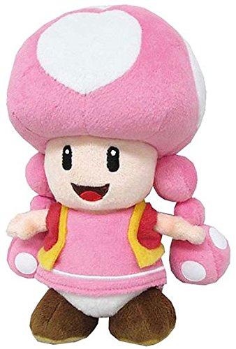 Nintendo - Peluche Toadette 20 cm
