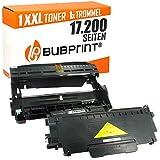 Bubprint Toner & Trommel kompatibel für Brother TN-2320 DR-2300 für DCP-L2520DW HL-L2300D HL-L2340DW HL-L2360DW HL-L2380DW MFC-L2700DW MFC-L2740DW