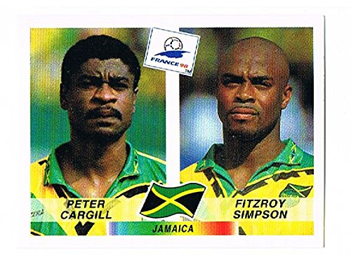 no557-peter-cargill-fitzroy-simpson-of-jamaica-france-98-panini