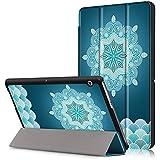 Huawei MediaPad T3 10.0 Funda - SMTR® Máxima protección contra golpes - Calidad premium ultra delgado doblez Funda para Huawei MediaPad T3 10.0 Tableta - 10