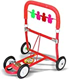 #7: Akshat My First Step Baby Activity Walker Red - Toddler Learning Toys for 1-1.5 Year Old