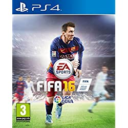 FIFA 16 - Standard Edition + PlayStation Plus - Tarjeta de ...