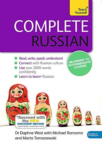 Complete russian beginner to intermediate book. Con CD-Audio (Teach Yourself)