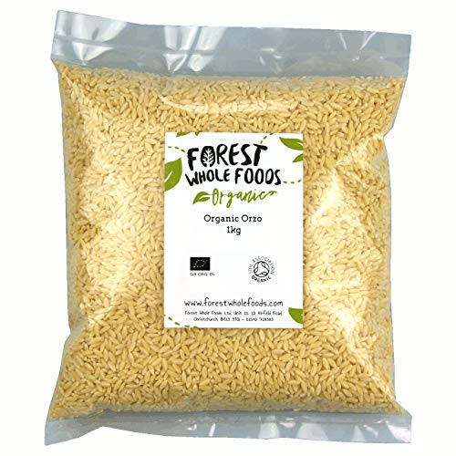 Forest Whole Foods - Organic Orzo (1kg)