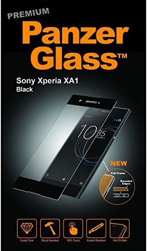 Image of PanzerGlass PREMIUM für Sony Xperia XA1, Schwarz
