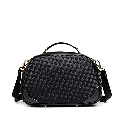 Messenger Bag Lady moda maglieria/borsetta/borsa a tracolla semplice-A E