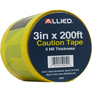 Allied Tools Caution Tape (3