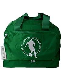 Bikkembergs , Sac pour homme à porter à l'épaule vert vert