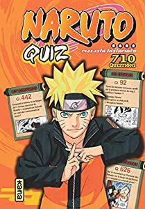 Naruto Quiz Edition simple One-shot