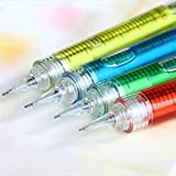 #7: Nurse Syringe Injector Mechanical Pen Pencil Syringe Shape Sharp Office School Stationery(pack of 4)
