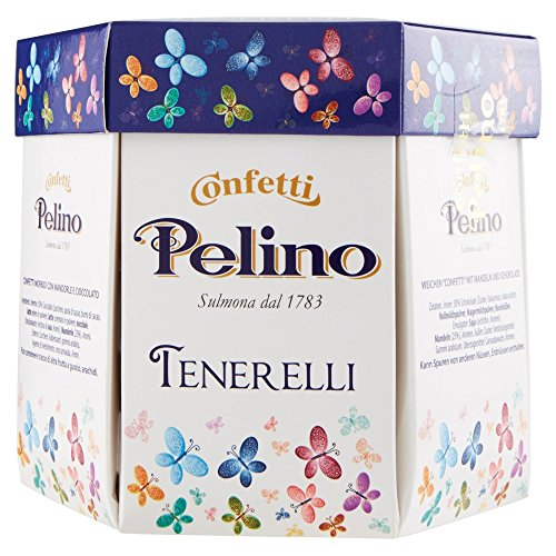 Confetti pelino monoporzionati in bustine singole - 300 gr