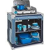 Brunner Schränke Küchenschrank Jum Box CT 3G Blau, 39378