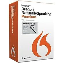 Dragon NaturallySpeaking Premium wireless v13 (avec oreillette sans fil bluetooth)