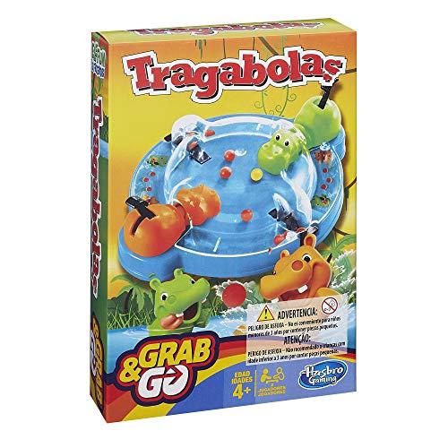 Comprar Games - Tragabolas Viaje (Hasbro B1001175)
