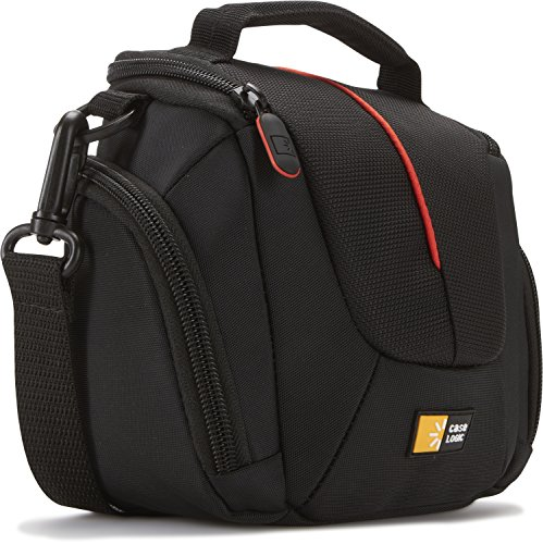 Case Logic DCB-304 - Funda con Compartimentos para cámara, Color Negro