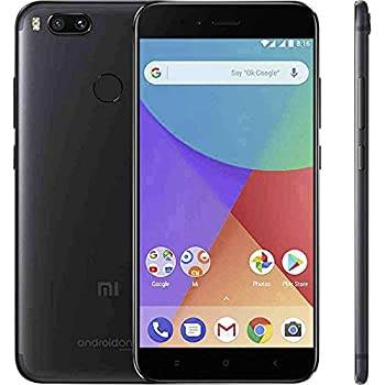 XIAOMI MI A1 4GB 64GB Smartphone - Black - Non UK Official Version