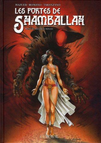 Les portes de Shamballah, Tome 3 : Les Illuminati