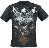 Korpiklaani Wayfarer T-Shirt Black