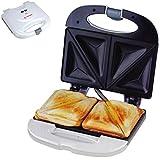 Sandwichmaker Sandwich Maker Sandwichtoaster Toaster Campingküche Camping Weiss
