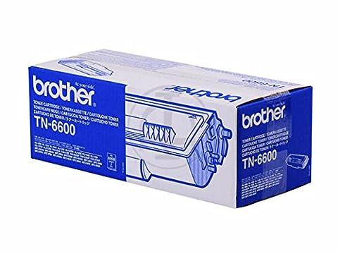 Brother HL 1450 LT (TN-6600) - original - Toner black - 6.000 Pages