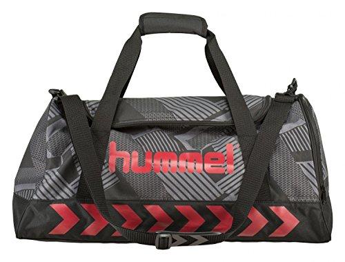 Hummel Sporttasche New Nostalgia Sports Bag 40088 surf the web/black (8625)
