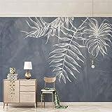 L22LW Wandbild Amy Tv Hintergrund Wand Tuch Modernen Minimalistischen Kunst Feather Große Wandmalereien, 300 Cm * 240 Cm (H)