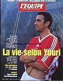 EQUIPE MAGAZINE (L') [No 879] du 27/02/1999 - VIRENQUE - YOURI DJORKAEFF - FOOT - LE G7 - BASKET - PAU - VILLEURBANNE.