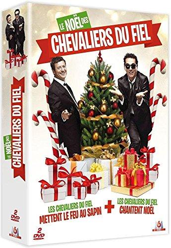 Le Noël des Chevaliers du Fiel : Les Chevaliers du Fiel mettent le feu au sapin + Les Chevaliers du Fiel chantent Noël