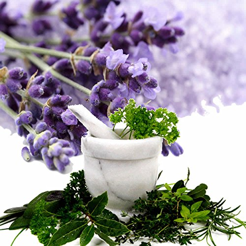 Espray de Lavanda y hierbas aromáticas frescas lino & almohada Mist Triple con aroma Super fuerte 60ml (precio: 14,32€)