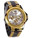 Rosra Analogue White Dial Men's Watch-70...