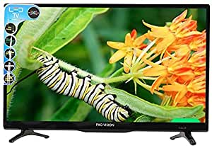 Pxo Vision 55.9 cm (22 inches) pxo22 HD Ready LED TV (Black)