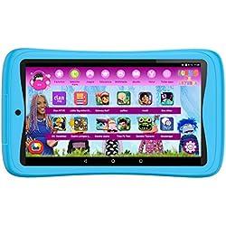 Cefatronic- Tablet Clan Lunnis de Leyenda, Color Azul (Cefa Tronic 113)