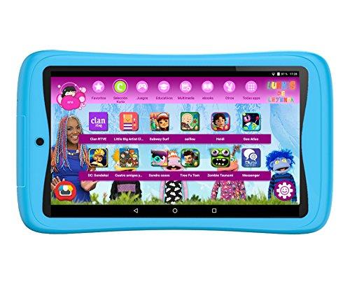 Cefatronic Tablet Clan Lunnis de Leyenda Color