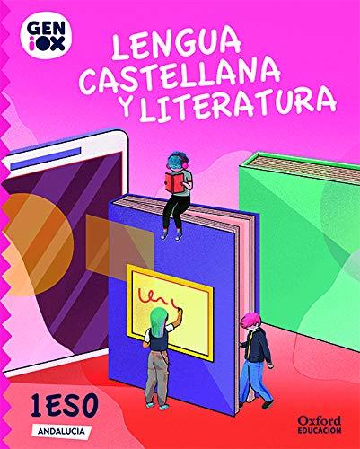 Lengua Castellana y Literatura 1º ESO GENiOX Libro del Alumno (Andalucía)