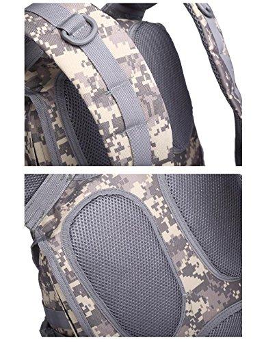 HCLHWYDHCLHWYD-Sport Reiten Rucksack Bergsteigen Taschen Tarnung Rucksack Multifunktions 3