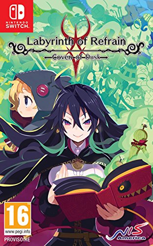 Labyrinth of Refrain Switch