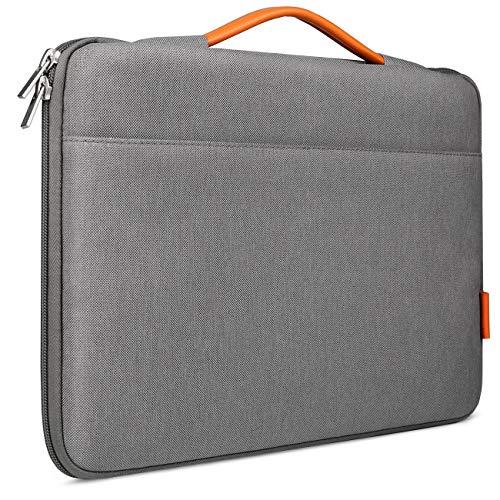 Inateck 13-13,5 Zoll Wasserdicht Hülle Tasche Notebook Laptop Sleeve Case Kompatibel 13,3 Zoll MacBook Pro Retina/MacBook Air und Surface Pro6/5/4/3/Microsoft 13,5