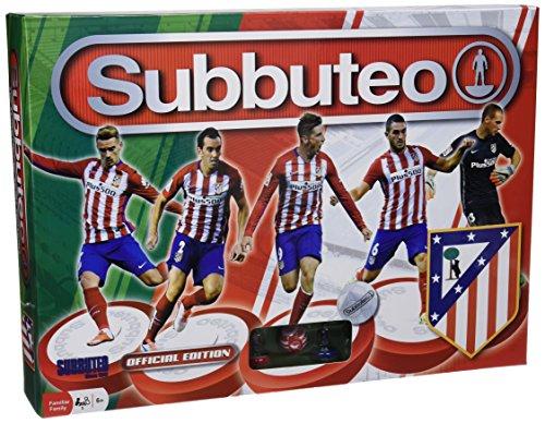 Subbuteo - Playset Atletico de Madrid (Eleven Force 81199)