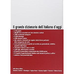 Dizionario Garzanti di italiano con sinonimi e con