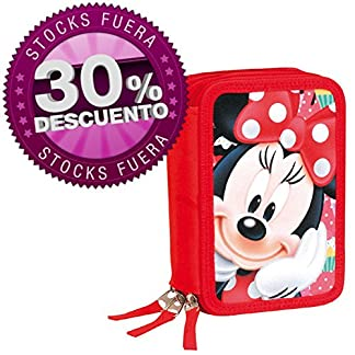 MINNIE – Plumier triple de minnie colours (20/1)