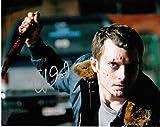 Elijah madera firmado 10x 8