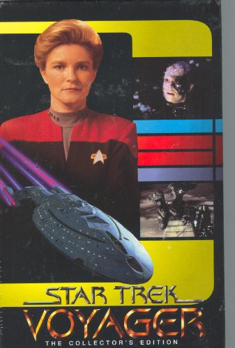 Star-Trek Voyager Collector\'s Edition (Survival Instinct / Barge of the Dead)