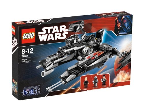 Lego Star Wars 7672 - Rogue (Star Wars Vader Schiff Darth)