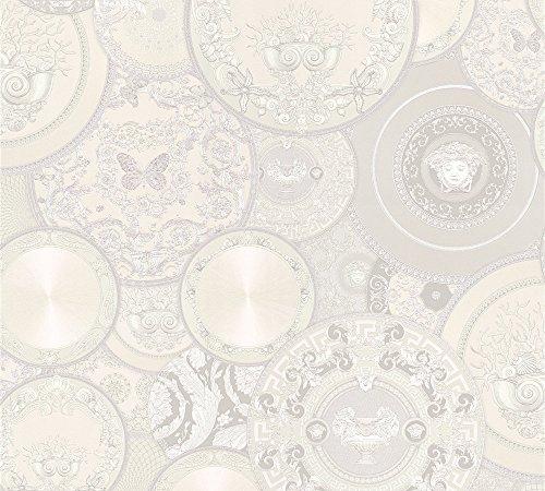 9e1a0833a20d A.S. Creation 349014 línea Versace 3 patrón papel pintado para pared