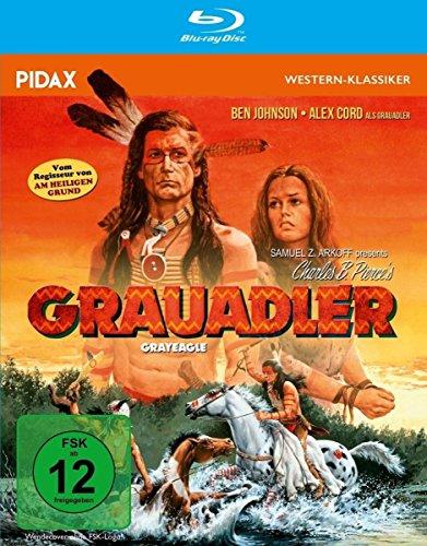 Grauadler (Grayeagle) / Spannendes Westernabenteuer vom Regisseur von WINTERWAWK und AM HEILIGEN GRUND (Pidax Western-Klassiker