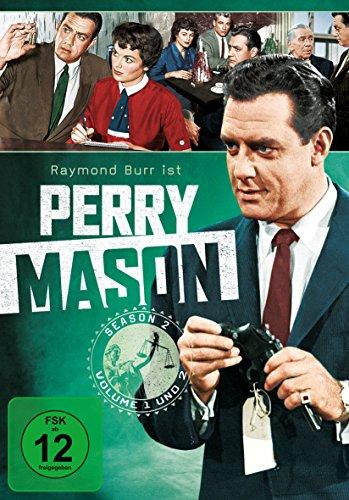 Perry Mason - Staffel 2 (8 DVDs)