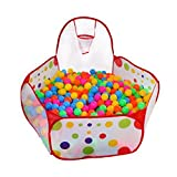 Imported Foldable Ocean Balls Pit Kids I...