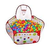 Imported Foldable Ocean Balls Pit Kids I...